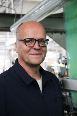 GENERAL MANAGER ANDREAS HEYDASCH