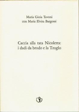 copertina con stampa tipografica
