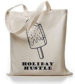 Jutebeutel Sommer Holiday Hustle*