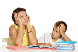 Bild: Schülercoaching unterstützt Kinder effektiv beim Lernen. Professionelle Hilfe bei starker Ablenkung, fehlender Lernmotivation und schlechten Noten!