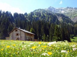 Kreative Ferien im Bergchalet