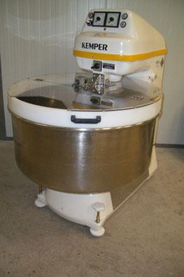 Generalüberholte Spiralknetmaschine Kemper SP 125 zu verkaufen