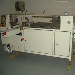Verpackungsmaschine Hartmann VS 310 bei Bäckereitechnik Berhorst in Delbrück kaufen