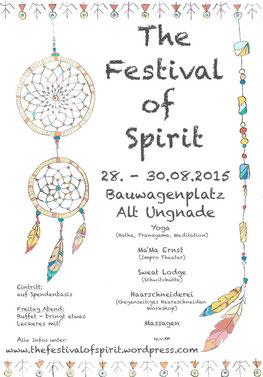 Festival of Spirit Alt Ungnade