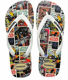 Star Wars Flip Flops im Cimic Stil*
