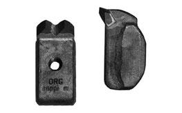 MINI DUO Werkzeug mit 2 Einsätzen für SEPPI M. BMS-F Baggermulcher
