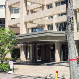 桜通代官町司法書士事務所正面玄関・画像1