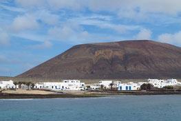 Pedro Barba ist mit 266 m der höchste Vulkan