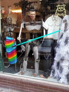 Gay-Shop, Nähe Nollendorfplatzes