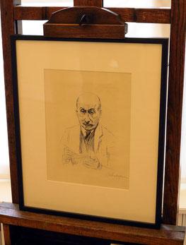 Max Liebermann, Selbstportraet