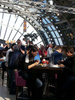 KaDeWe, Dachgartenrestaurant