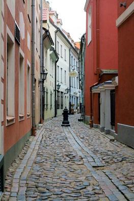 Riga, Altstadtstraße