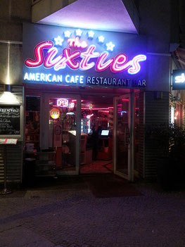 US-Retro-Restaurant The Sixties Diners