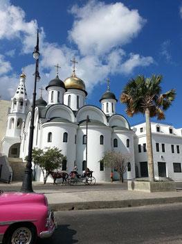 Orthodoxe Kirche San Nicolás de Mira
