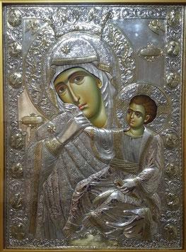 Ikone der Muttergottes