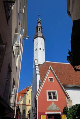 Heiliggeistkirche 14. Jh., Turm 15. Jh.