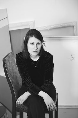 Nina Gross Künstlerin artist Vienna Wien Photo Hilde van Mas