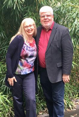 Prof. Stefanie Krahnenfeld & Prof. Ehrhard Wetz, künstlerische Leitung
