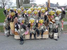 Gruppenbild, Amriswil 2014