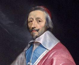 Le Cardinal de Richelieu (Musée du Louvre)