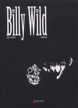 Billy Wild, couverture de l'intégrale