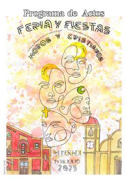 Feria y Fiestas Moros y Cristianos en Almoradí 2015