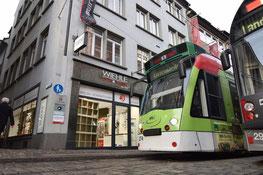 Ihr Optik und Akustikfachgeschäft in der Freiburger Innenstadt ...alles aus einer Hand!
