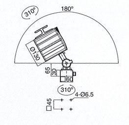 LED Maschinenleuchte M-LITE RS 672.95.91