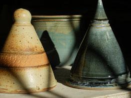 vasi per arredamento, portavasi, terracotta
