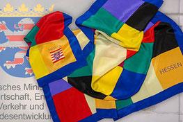 Damenschals + Damentücher mit Logo, Wunschdruck, personalisiert, besticken - Feld Textil GmbH Krefeld