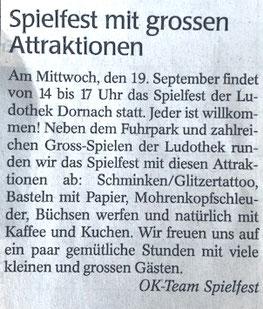 Wochenblatt 13.09.2018