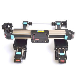 XY LINEAR STAGE-X AXIS VERTICAL