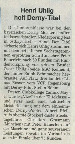 Quelle: Landshuter Zeitung 09.06.2018