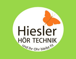 Logo Hiesler  Hör Technik