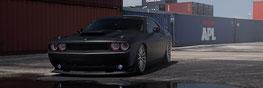 Dodge Challenger III (LX)