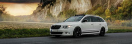 Skoda Superb II (3T)