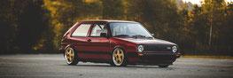 VW Golf 2 (19E)