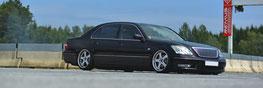 Lexus LS III (XF30)
