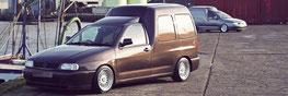 VW Caddy 3 (2K)