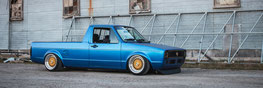 VW Caddy 1 (14D)