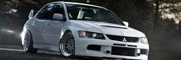 Mitsubishi Lancer Evo IX (CT)