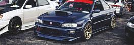 Subaru Impreza I (GC/GF)