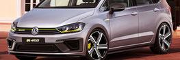 VW Golf Sportsvan (AM1)