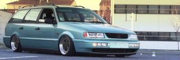 VW Passat B3/B4 (35I)