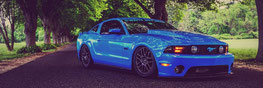 Ford Mustang V (S197)