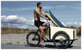 Triporteurs et Tandems/Tricycles and Tandems
