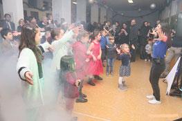 animatrice per bambini che fa baby dance a roma