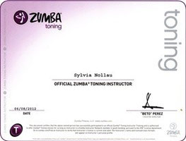 Zumba® Toning Lizenz