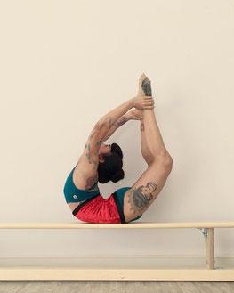 Yatzin Kosom Contortion Flexibility Teacher Workshop Cologne