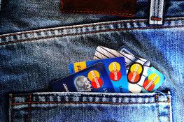 Geld, Kreditkarte